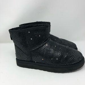 Ugg classic mini studded boots winter